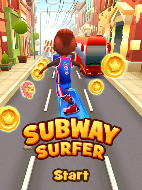 subway surfer online game